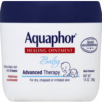 Aquaphor Healing Ointment, Advanced Therapy, 14 Ounce