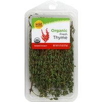 Wild Harvest Thyme, Organic, Fresh, 0.75 Ounce