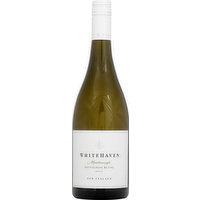 Whitehaven Sauvignon Blanc, Marlborough New Zealand, 2018, 750 Millilitre