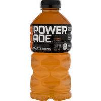 Powerade Sports Drink, Orange, 28 Ounce