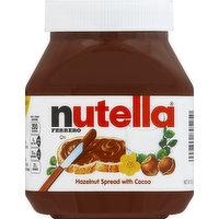 Nutella Hazelnut Spread, with Cocoa, 26.5 Ounce