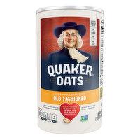 Quaker Oats Oats, 100% Whole Grain, Old Fashioned, 42 Ounce