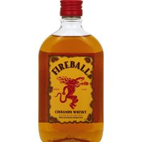 Fireball Whisky, Cinnamon, 375 Millilitre