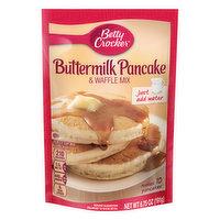Betty Crocker Pancake & Waffle Mix, Buttermilk, 6.75 Ounce