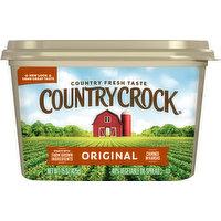 Country Crock Vegetable Oil Spread, Original, 15 Ounce