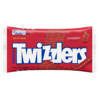 Twizzlers Candy, Low Fat, Strawberry, 16 Ounce