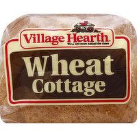 Village Hearth Bread, Wheat Cottage, 24 Ounce