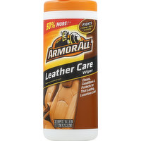 Armor All Wipes, Leather Care, 30 Each