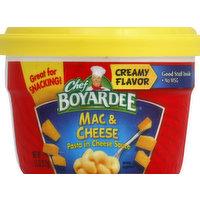 Chef Boyardee Mac & Cheese, 7.5 Ounce