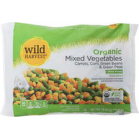Wild Harvest Mixed Vegetables, Organic, 16 Ounce