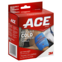 ACE Cold Compress, Reusable, Small, 1 Each