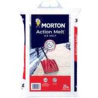 Morton Ice Melt, 25 Pound