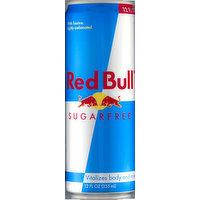 Red Bull - North America Inc. Red Bull Sugar Free, 12 Fluid ounce