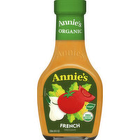 Annie's Dressing, Organic, French, 236 Millilitre