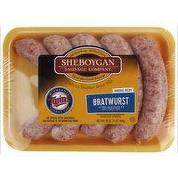 Sheboygan Bratwurst, 1 Each