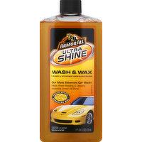 Armor All Wash & Wax, Ultra Shine, 16 Ounce