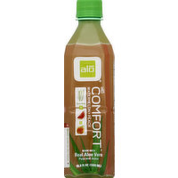 Alo Juice, Watermelon + Peach, Comfort, 16.9 Ounce