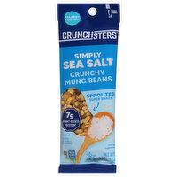 Crunchsters Mung Beans, Simply Sea Salt, Crunchy, 1.3 Ounce