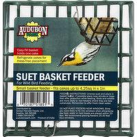 Audubon Park Basket Feeder, Suet, Small, 1 Each