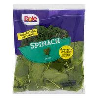 Dole Spinach, 8 Ounce