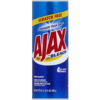 Ajax Powder Cleanser, with Bleach, 21 Ounce