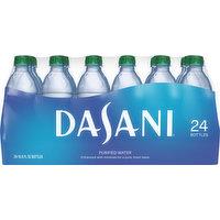 Dasani Water, Purified, 24 Pack, 24 Each
