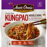 Annie Chun's Noodle Bowl, Kungpao, Chinese-Style, Medium, 8.5 Ounce