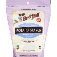 Bob's Red Mill Potato Starch, Unmodified, 22 Ounce