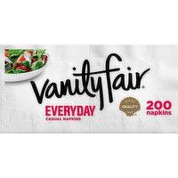 Vanityfair Casual Napkins, Everyday, 200 Each