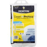 Morton Water Softener Pellets, 25 Pound