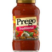 Prego Italian Sauce, Traditional, 24 Ounce