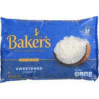 Baker's Coconut, Sweetened, Angel Flake, Value Size, 14 Ounce