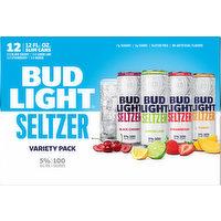 Bud Light Seltzer, Variety Pack, 12 Each