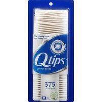 Q Tips Cotton Swabs, 375 Each