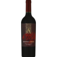Apothic Red Blend, Smooth, California, 2014, 750 Millilitre