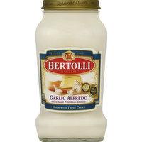 Bertolli Sauce, Garlic Alfredo, 15 Ounce