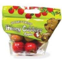 Fresh Honey Bear Cubbie Honeycrisp Apples, 2 Pound