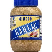 Spice World Garlic, Minced, 32 Ounce
