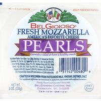 BelGioioso Cheese, Fresh Mozzarella, Pearls, 8 Ounce