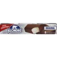 Klondike Ice Cream Bars, The Original, 6 Each