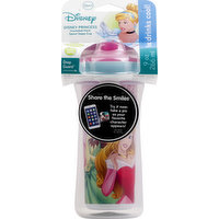 Disney Sippy Cup, Spout, Disney Princess, Insulated Hard, 1 Each