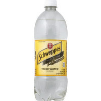 Schweppes Tonic Water, 33.8 Ounce