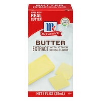McCormick Butter Extract, 1 Ounce
