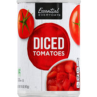 Essential Everyday Tomatoes, Diced, 14.5 Ounce
