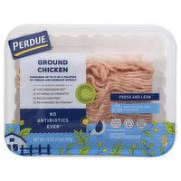 Perdue Chicken, Ground, 16 Ounce