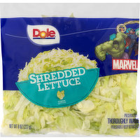 Dole Lettuce, Marvel, Shredded, 8 Ounce