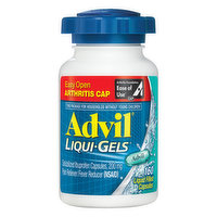 Advil Ibuprofen, 200 mg, Capsules, 160 Each