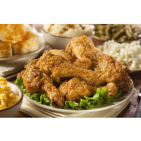 Cub White Meat Fried Chicken Meal Hot, 2 Each