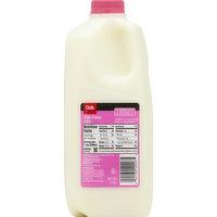 Cub Milk, Fat Free, 0.5 Gallon