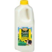 Kemps Select 1% Low Fat Milk, 0.5 Gallon
